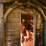 location sauna par west wood tiny